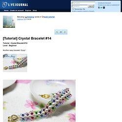 Crystal Bracelet #14
