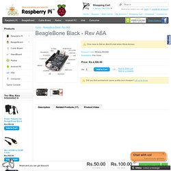 BeagleBone Black alternative Raspberry Pi
