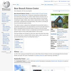Bear Branch Nature Center