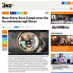 Bear Story. Ecco il papà orso che ha commosso agli Oscar