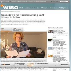 Kredit-Bearbeitungsgebühr: Countdown für Rückerstattung läuft - heute-Nachrichten