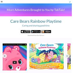 Care Bears Rainbow Playtime