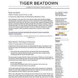Tiger Beatdown › Kumbaya Motherf*cker Central