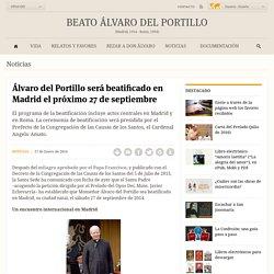 Álvaro del Portillo será beatificado en Madrid el próximo 27 de septiembre - Opus Dei