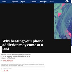 Why beating your phone addiction may come at a cost