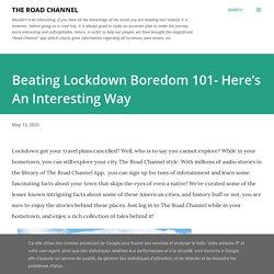 Beating Lockdown Boredom 101- Here's An Interesting Way