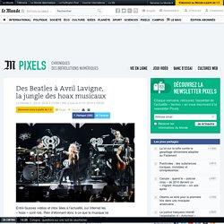 Des Beatles à Avril Lavigne, la jungle des hoax musicaux