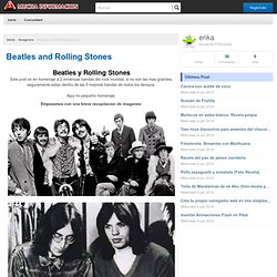 Beatles and Rolling Stones