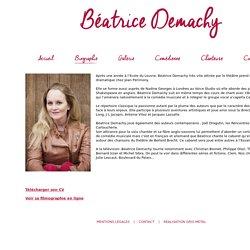Béatrice Demachy