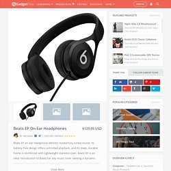 Beats EP Ear Headphones