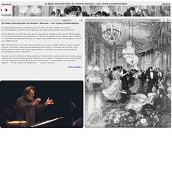 Le Beau Danube bleu de Johann Strauss