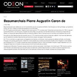 Biographie courte de Beaumarchais