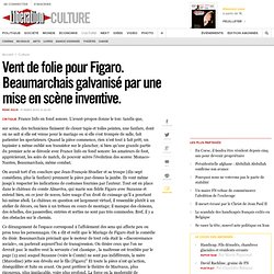 mariage de figaro beaumarchais monologue pdf