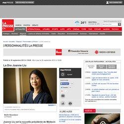 Personnalités La Presse