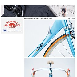 Beautiful Bicycle: Sönkes' NOS Cinelli Laser