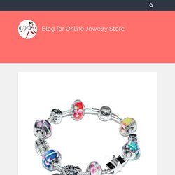 Making Beautiful Charm Bracelets