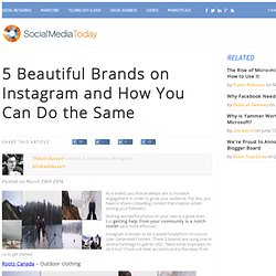 Beautiful Brands on Instagram