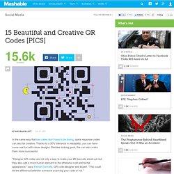 15 Creative QR Codes [PICS]