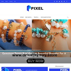 Gemstone Tennis Bracelet – A Beautiful Bracelet For A Beautiful You - DELUXJEWELRY