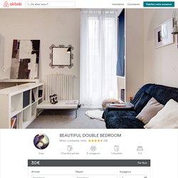 BEAUTIFUL DOUBLE BEDROOM à Milan