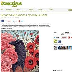Beautiful Illustrations by Angela Rizza