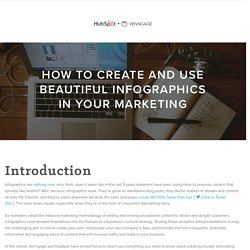 How to Create and Use Beautiful Infographics in Your Marketing