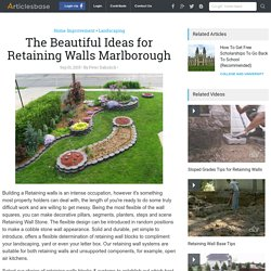 Retaining Walls Marlborough
