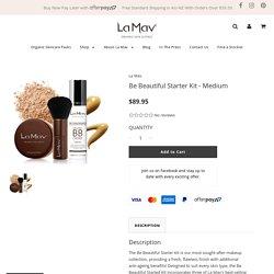 Be Beautiful Starter Kit - Medium – La Mav