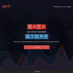 qunb - Find and Visualize numerical data