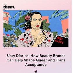 Beauty Brands Can Shape LGBTQ+ Acceptance