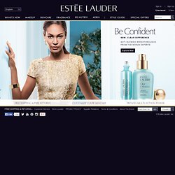 Estée Lauder Official Site