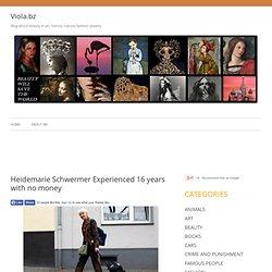 Heidemarie Schwermer's Radical Experience 16 years with no money!