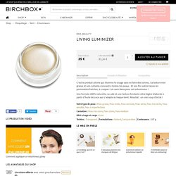 RMS Beauty - Living Luminizer - Birchbox