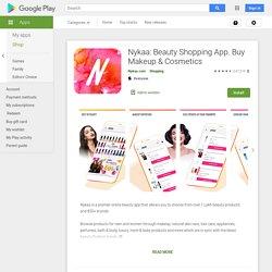 Nykaa: Beauty Shopping App. Buy Makeup & Cosmetics – Apps on Google Play