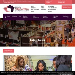 Beauty West Africa Expo To Boost Local SME