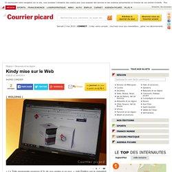 Kindy mise sur le Web - Beauvais et sa région