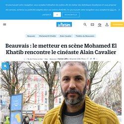 Beauvais : le metteur en scène Mohamed El Khatib rencontre le cinéaste Alain Cavalier