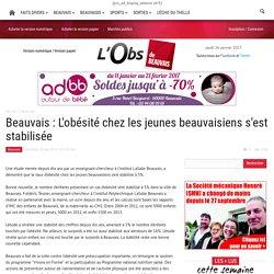 Beauvais : L'obésité chez les jeunes beauvaisiens s'est stabilisée