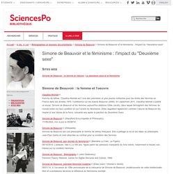 """Simone de Beauvoir et le féminisme : l'impact du """"Deuxième sexe"""""""