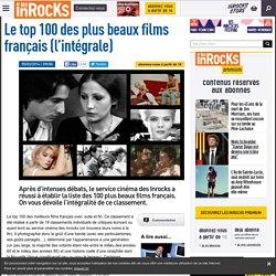 Le top 100 des plus beaux films français (l'intégrale)