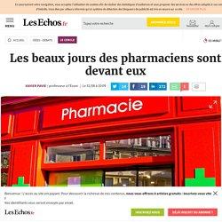 Les beaux jours des pharmaciens sont devant eux, Le Cercle