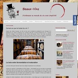 Beaux-vins: Qu'est-ce que le boisé du vin ?