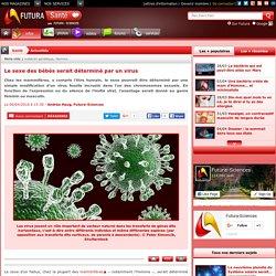 Le sexe des bébés serait déterminé par un virus