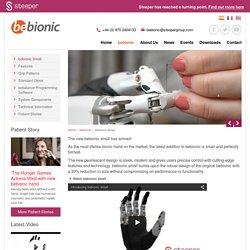 bebionic Small - bebionic