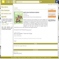 MOTO-TAXI À BÉCANE AU BÉNIN, Hodall Béo - livre, ebook, epub