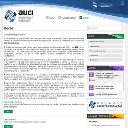 URUGUAY - Agencia Uruguaya de Cooperación Internacional - AUCI