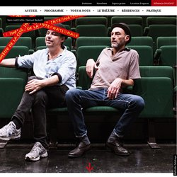 Yann-Joël Collin / Samuel Beckett - Théâtre de la Cité internationale