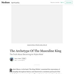 How To Become A Masculine King – Harry J. Stead