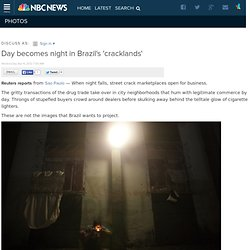 Day becomes night in Brazil's 'cracklands'