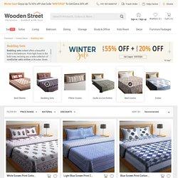 Bedding Sets @ Upto 55% OFF: Buy Best Cotton Bedding Sets Online in India